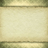 Double-layered background template Royalty Free Stock Photos