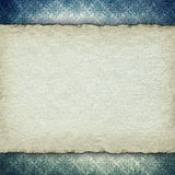Double-layered background template Royalty Free Stock Photo