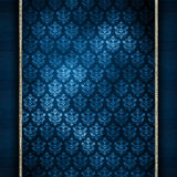 Double layered patterned background royalty free stock photo