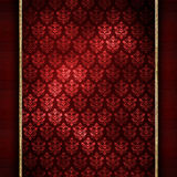 Double layered patterned background royalty free stock photos