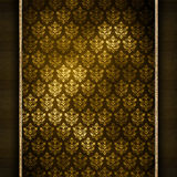 Double layered patterned background royalty free stock image