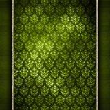 Double layered patterned background Royalty Free Stock Photography