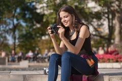 Double media. Stock Photography
