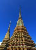 Double pagoda Image libre de droits