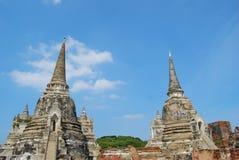 Double pagoda antique. photos stock