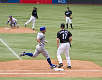double play Royaltyfri Foto