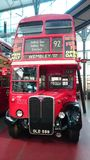 Double pont classique de Londres Photo stock