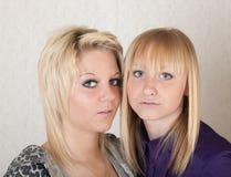 Double portrait Stock Photo