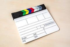 Double pour le tir des films photographie stock libre de droits