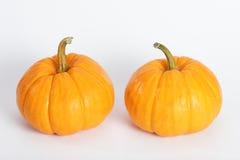 Double Pumpkin Stock Photos