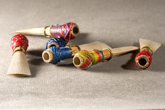 Double reed of bassoon Royalty Free Stock Image
