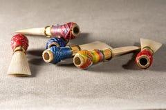 Double roseau de bassoon Image libre de droits