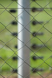 Double security fence Stock Images