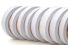 Double side adhesive tapes Royalty Free Stock Image