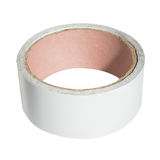 Double sided adhesive tape isolated Stock Photo