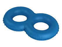 Double swimming ring Stock Image