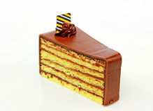 Double Torte Royalty Free Stock Images