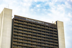 Double Tree by Hilton Hotel Royalty Free Stock Photography