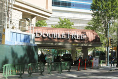 Double Tree Hotel Stock Images
