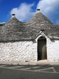 Double Trulli Royalty Free Stock Photos