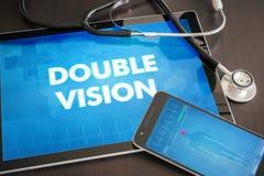Free Double Vision (neurological Disorder) Diagnosis Medical Concept Stock Photography - 88941712