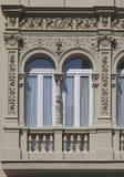 Double window Stock Image
