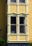 Double Windows Stock Photo