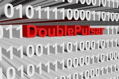 DoublePulsar Imagem de Stock Royalty Free