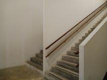 Doubles escaliers photo libre de droits