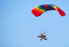 Doubles ParaSailing Stock Images