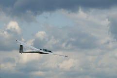 Doubleseater DG1000 - airshow Poprad Imágenes de archivo libres de regalías