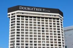 DoubleTree durch Hilton lizenzfreies stockfoto