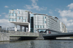 DoubleTree by Hilton Hotel Amsterdam Royalty Free Stock Photography