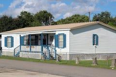 Doublewide-Anh?nger in Louisiana lizenzfreie stockfotos