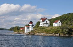 Free Doubling Point Lighthouse Royalty Free Stock Photo - 159173635