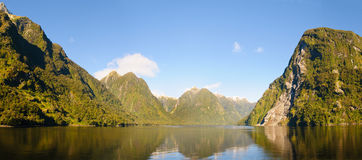 Doubtful sound Royalty Free Stock Photography