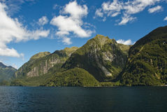 Doubtful Sound Royalty Free Stock Photo