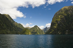 Doubtful Sound Stock Image