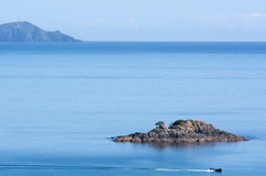Doubtless Bay in Northland New Zealand Royalty Free Stock Photography