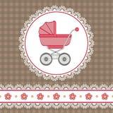 Douche de bébé Photographie stock libre de droits