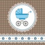 Douche de bébé garçon Photos stock
