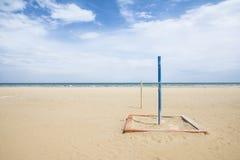 Douche de mer Photo stock