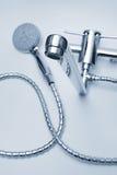 douche de robinet Photo libre de droits