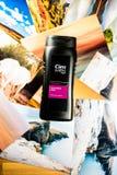 Douchegel voor de mens - Cien-merk door Lidl royalty-vrije stock afbeelding