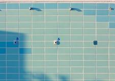Douches de plage photos stock