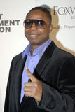 Doug E. Fresh on the red carpet. Legendary rapper Doug E. Fresh appearing live on the red carpet Stock Image