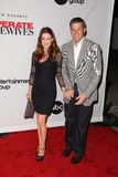 Doug Savant, Laura Leighton, DESPERATE HOUSEWIVES Imagenes de archivo