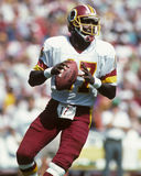 Doug Williams, Washington Redskins Lizenzfreie Stockbilder