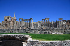 Dougga Royalty Free Stock Photography