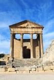 Dougga Medina Ruins, Tunisia Royalty Free Stock Images